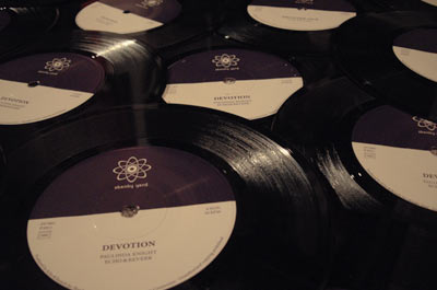 Devotion, première sortie sur le label Skanky Yard