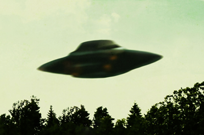 UFOS ENCOUNTER