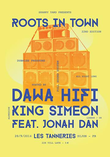 Inoubliable : la dernière Roots In Town aux Tanneries archivée : Dawa HiFi, King Simeon & Jonah Dan captivent l'audience !